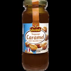 Nappage au caramel au beurre salé VAHINE, 190g