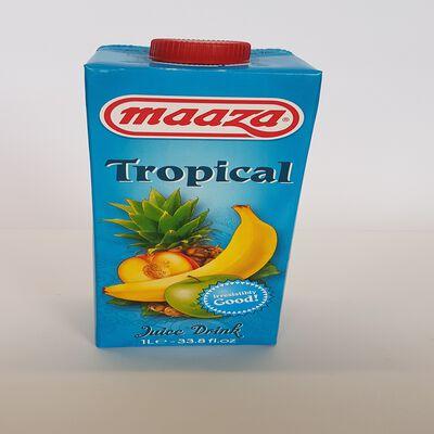 MAAZA TROPICAL BRICK 1L