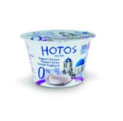 YAOURT GREC 0% POT 170G - HOTOS
