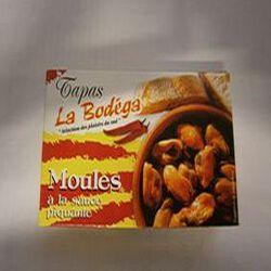 MOULES SCE PIQUANTE, La Bodéga, 112GRS