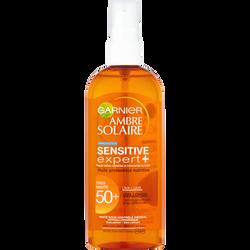 Huile sensitive nutri protection IP50 AMBRE SOLAIRE, spray de 150ml