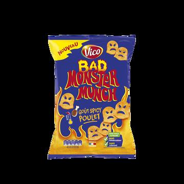 Monster Munch Monster Munch Goût Poulet Épicé 75g