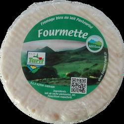 Fourmette fromage à pâte persillée lait entier pasteurisé 28% de MG