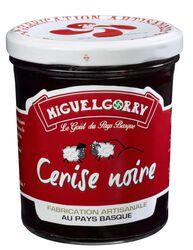 *CONFITURE CERISE NOIRE 230GR MIGUELGORRY