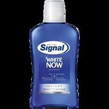 Bain de bouche Expert Protection White Now SIGNAL, flacon de 500ml