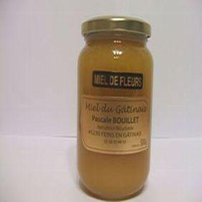 miel de fleurs du gatinais 500g