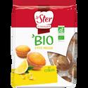 Le Ster Petits Moelleux Au Citron Bio  Patissier, Sachet De 168g