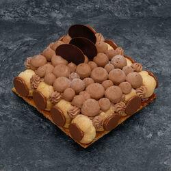 Saint honoré chocolat, 2 pièces, 340g