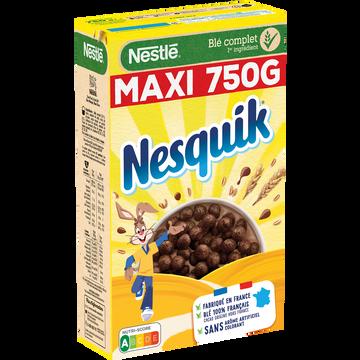 Nestlé Céréales Nesquik, 750g
