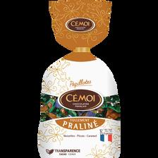 Cémoi Papillottes Follement Praliné Cemoi, Sachet De 380g