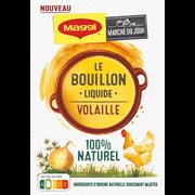 Nestlé Bouillon Liquide Volaille Nestle Maggi, 400ml