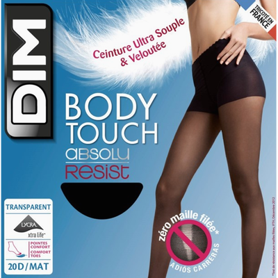 COLLANT VOILE ABSOLU RESIST BODY TOUCH DIM