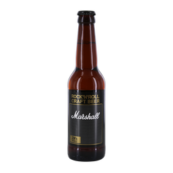 Bière Marshall Jim's Treble, 8,6°, 33cl