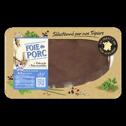 Foie de porc, France, 2 pièces