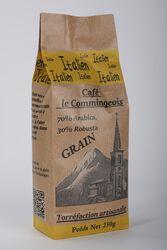 Café italien grains LE COMMINGEOIS 250G