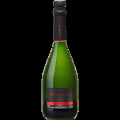 Champagne brut F.Remy Collard cuvée prestige, bouteille de 75cl