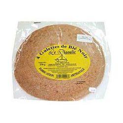 4 galettes de blé noir Le Diaoulic, 270g