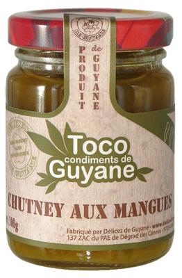 CHUTNEY MANGUE 100G