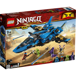 LEGO® Ninjago - Le supersonic de Jay - 70668 - Dès 9 ans