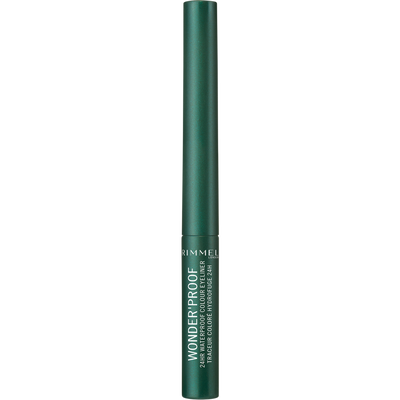 Eyeliner wonder'proof 003 precious emerald RIMMEL, nu, 1,4ml