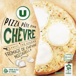 Pizza au chèvre U, 320g