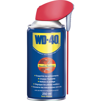 WD-40, double spray, 250ml