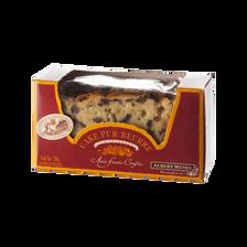 Cake tranché pur beurre aux fruits confits ALBERT MENES, 350g