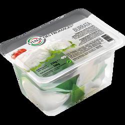 Burrata lait pasteurisé 27%MG 250g