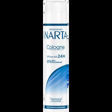 Déodorant pour femme fraîcheur cologne NARTA, atomiseur de 200ml