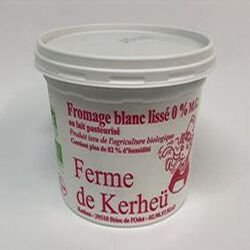 FROMAGE BLANC O % 500GR AB