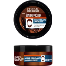 Coiffant barber club argile modelante MEN EXPERT, 75ml