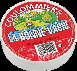 Coulommiers pasteurisé LA BONNE VACHE 24%mg 320g PPX