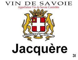 AOP VIN SAVOIE JACQUERE BIB 3L