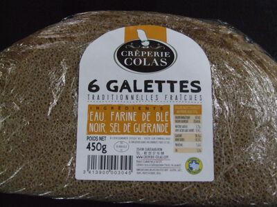 GALETTE X6