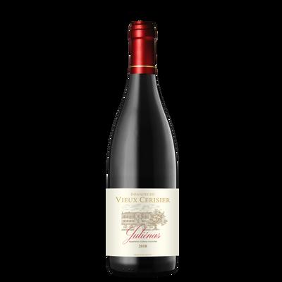 """Vin rouge AOP Julienas """"Domaine du Vieux Cerisier"""", 75cl"""
