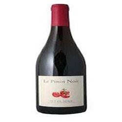 Le pinot noir Puy de Dôme vinifié et mis en bouteille par Saint Verny vignobles 63960 Veyez Monton 75ml