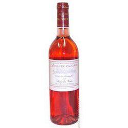 Vin Rosé des Vents, AOC Côtes du Roussillon - CHÂTEAU DE CALADROY, bouteille de 75Cl
