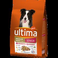 Croquettes pour chien sénior de + de 7 ans Repas Equilibre ULTIMA, 2kg