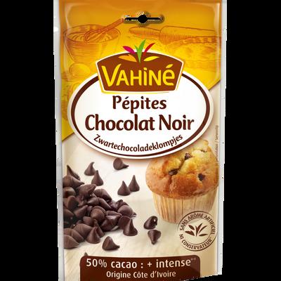 Pépites de chocolat VAHINE, sachet de 100g