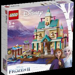 LEGO® Disney - La Reine des Neiges 2 - Le château d'Arendelle - 41167- Dès 5 ans