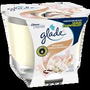 Glade Bougie Design Longue Durée Romantic Vanilla Blossom Glade