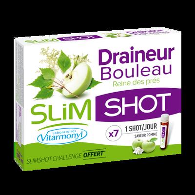 Slimshot draineur bouleau