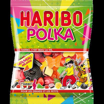 Assortiment de bonbons Polka HARIBO, 300g