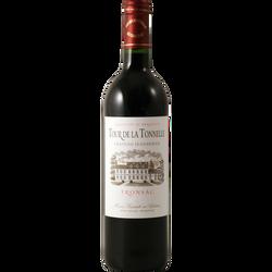 Vin rouge AOP Fronsac Château Jeandeman Tour de la Tonnelle, bouteillede 75cl