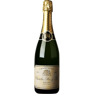 Champagne brut Chatelin, 75cl