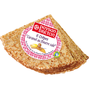 Paysan Breton Crêpes Au Caramel Au Beurre Salé Paysan Breton, 6 Unités, 230g