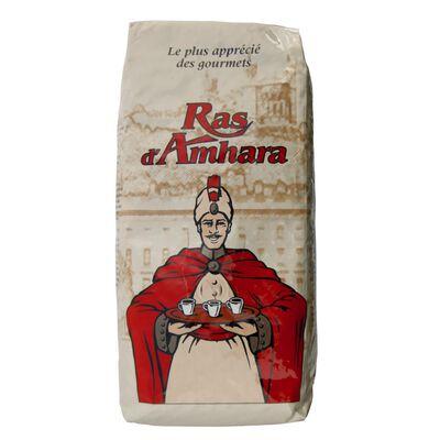 Café en grains vénitien RAS D'AMHARA, paquet de 1kg