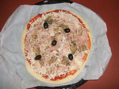 Pizza Régina