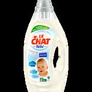 Le Chat Lessive Bébé Le Chat, 30 Lavages Soit 1,60l