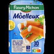 Fleury Michon Surimi Moelleux Saveur Crabe Fleury Michon, 30 Bâtonnets Soit 500g